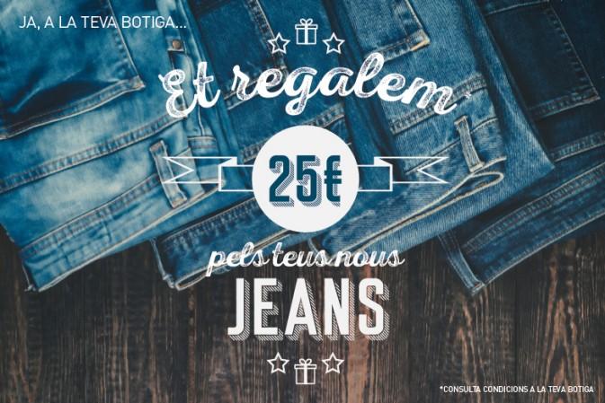 Renova els teus Jeans